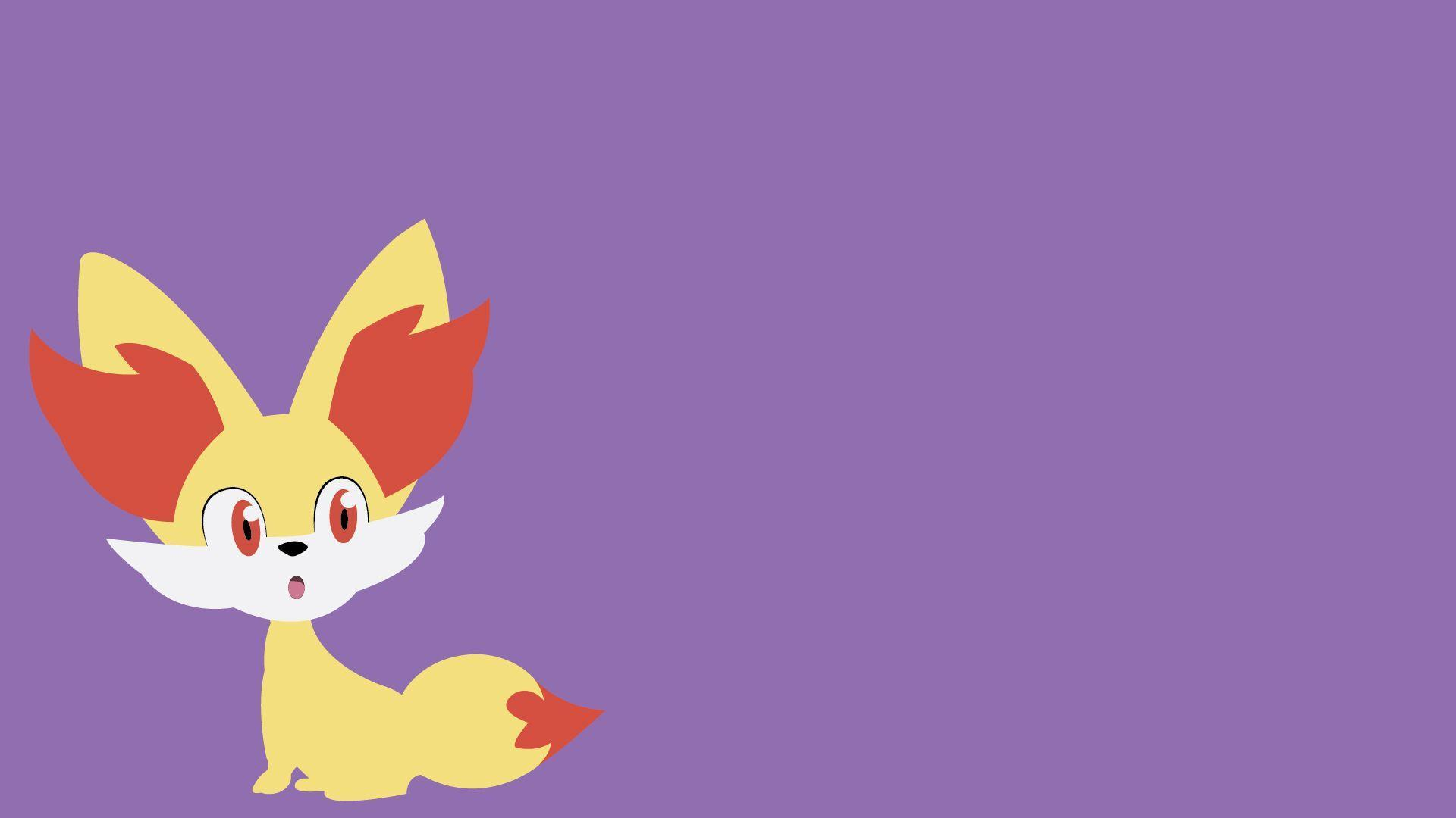 Fennekin Wallpaper : pokemon