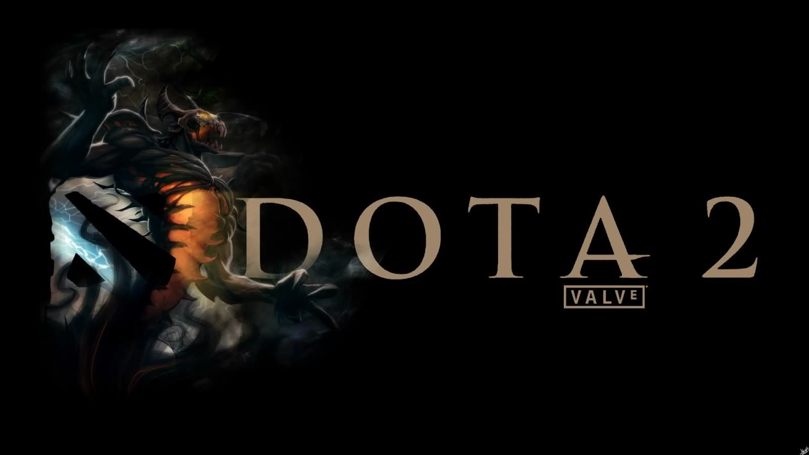 Dota2 Shadow Fiend HD Desktop Wallpapers