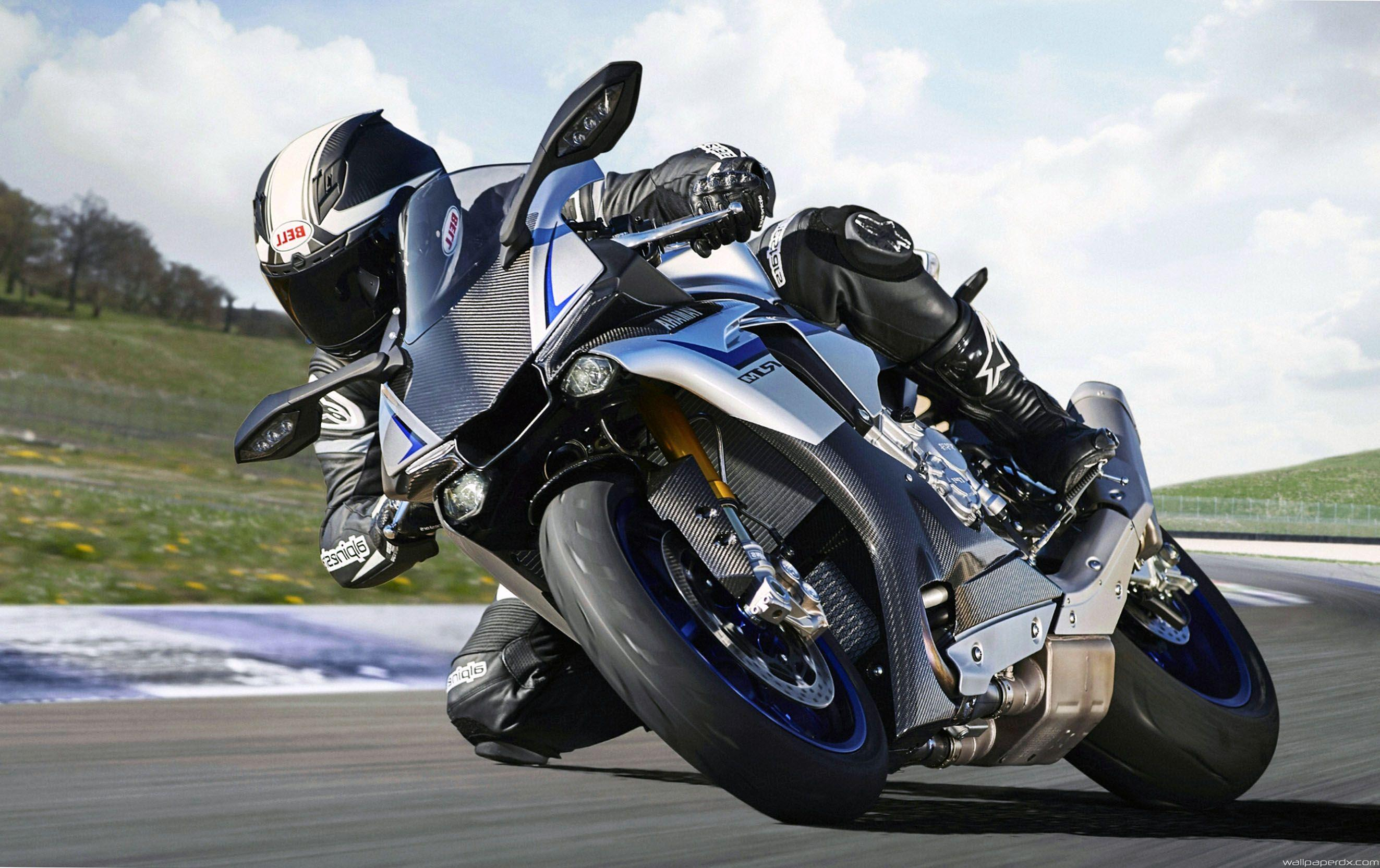 Yamaha R Raven Wallpaper