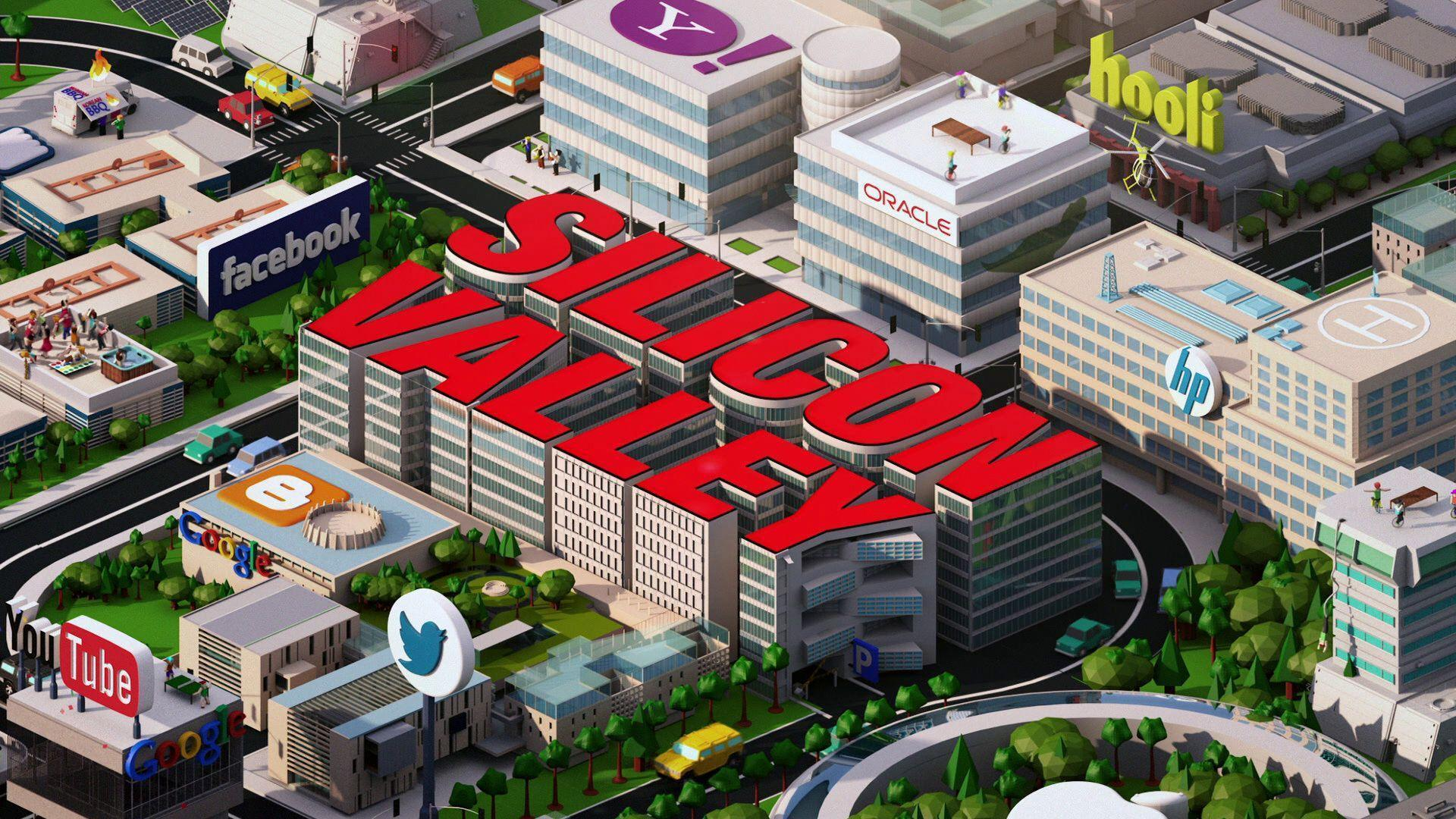 Silicon Valley Wallpapers Wallpaper Cave