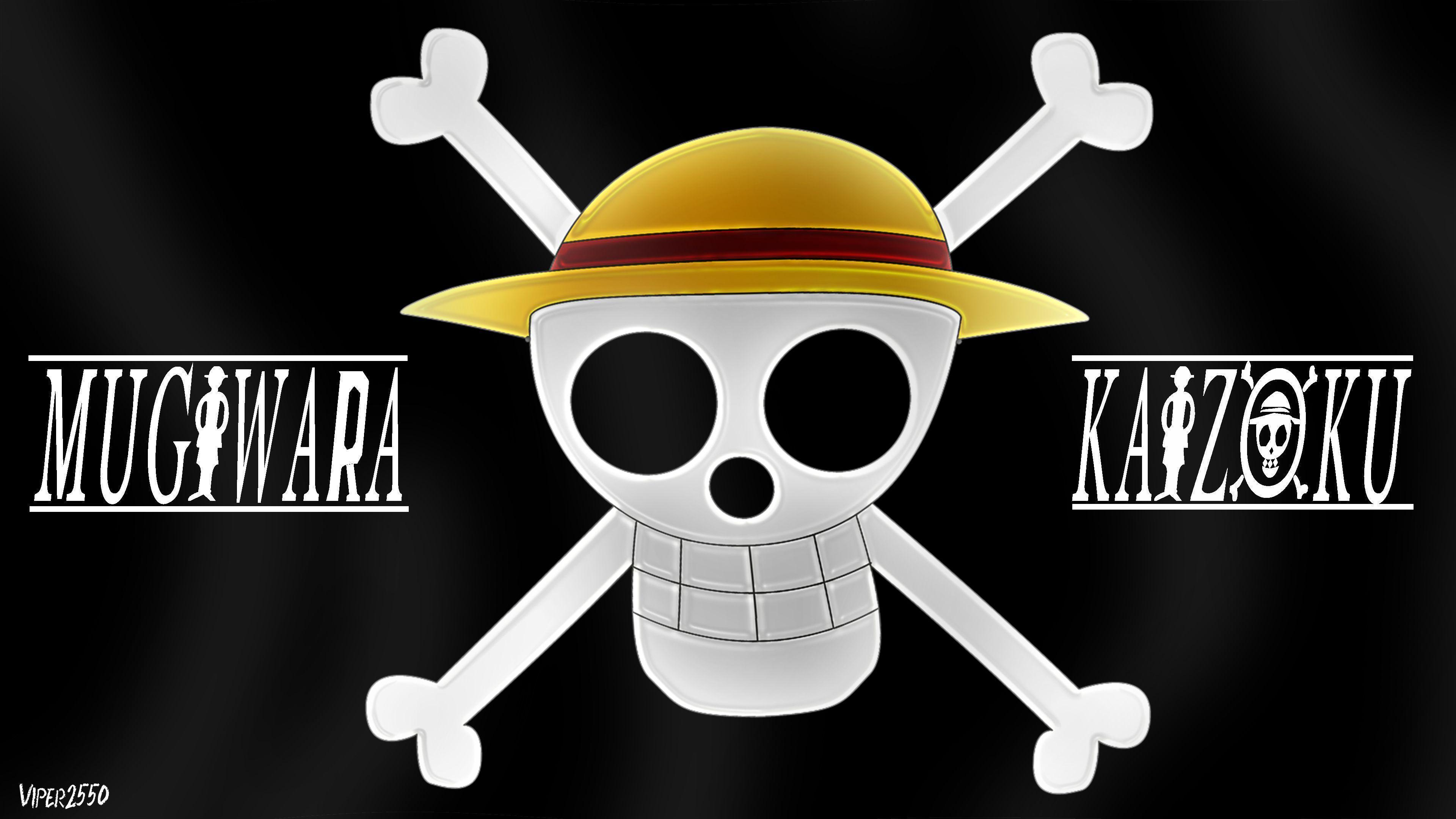 Straw Hat Pirate Flag Wallpapers Wallpaper Cave