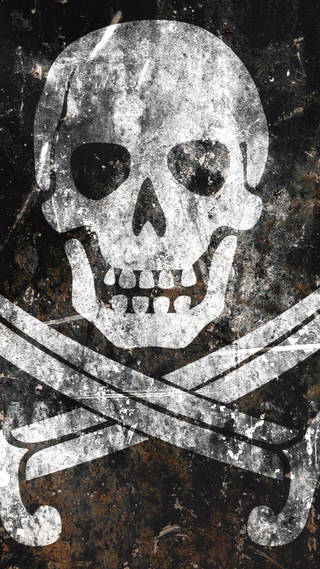 Pirate Flag Wallpaper Iphone