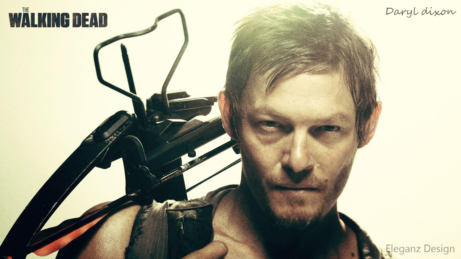 Daryl Dixon The Walking Dead Wallpapers Wallpaper Cave