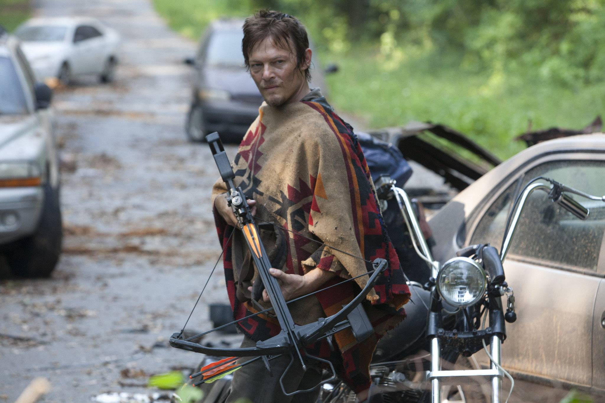 Daryl Dixon The Walking Dead Wallpapers