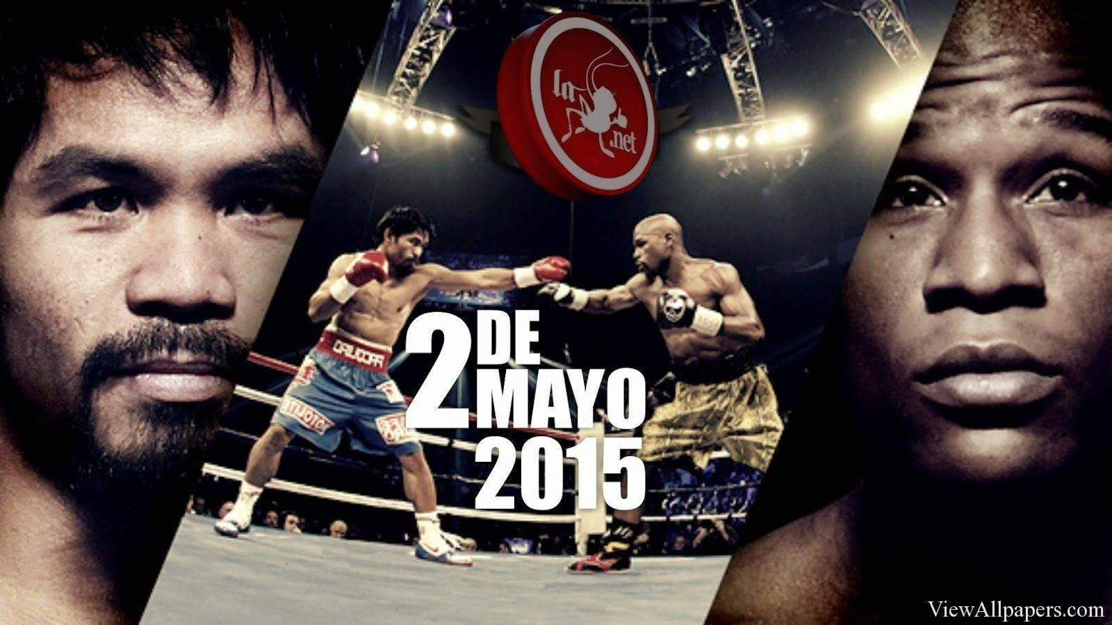 Floyd Mayweather Vs Manny Pacquiao Wallpapers