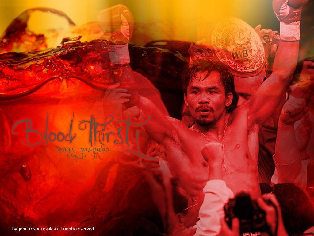 Manny Pacquiao Wallpapers by plying