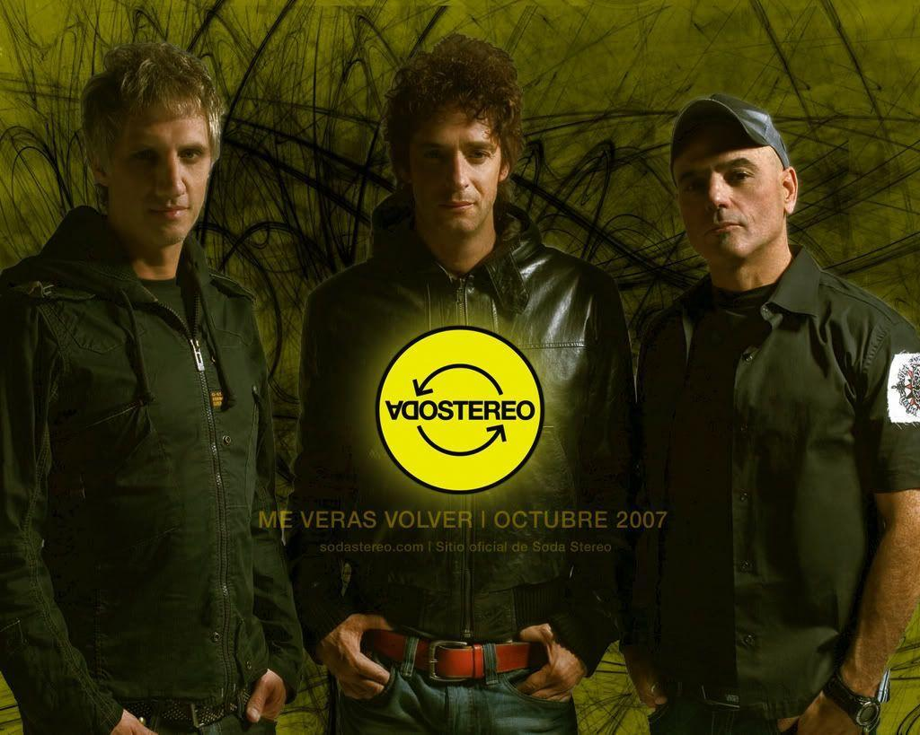 Soda Stereo Wallpapers Wallpaper Cave