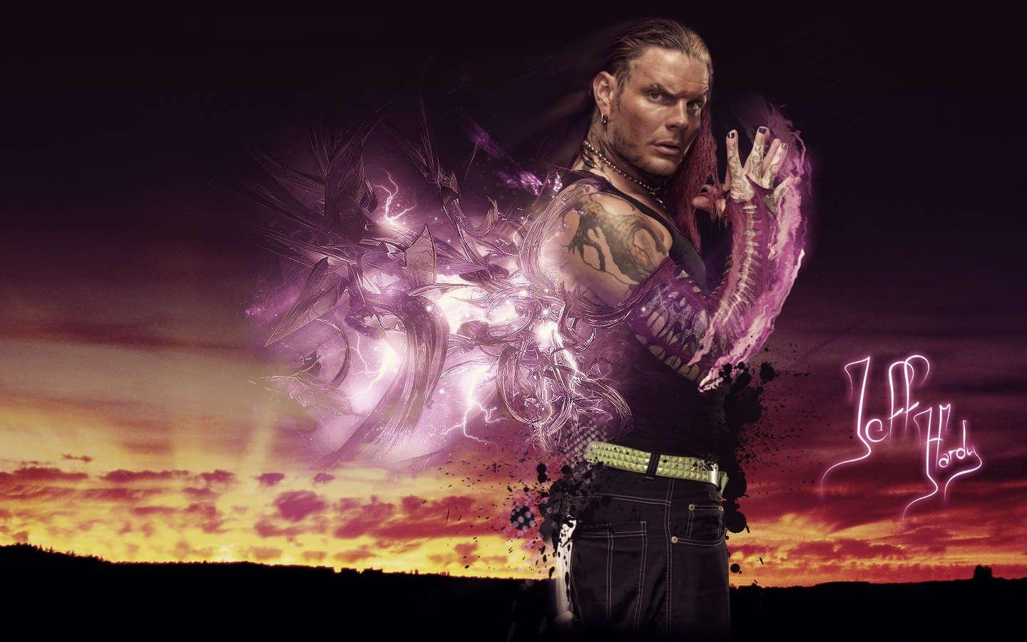 Wwe jeff hardy wallpapers wallpaper cave for Cool wwe pictures