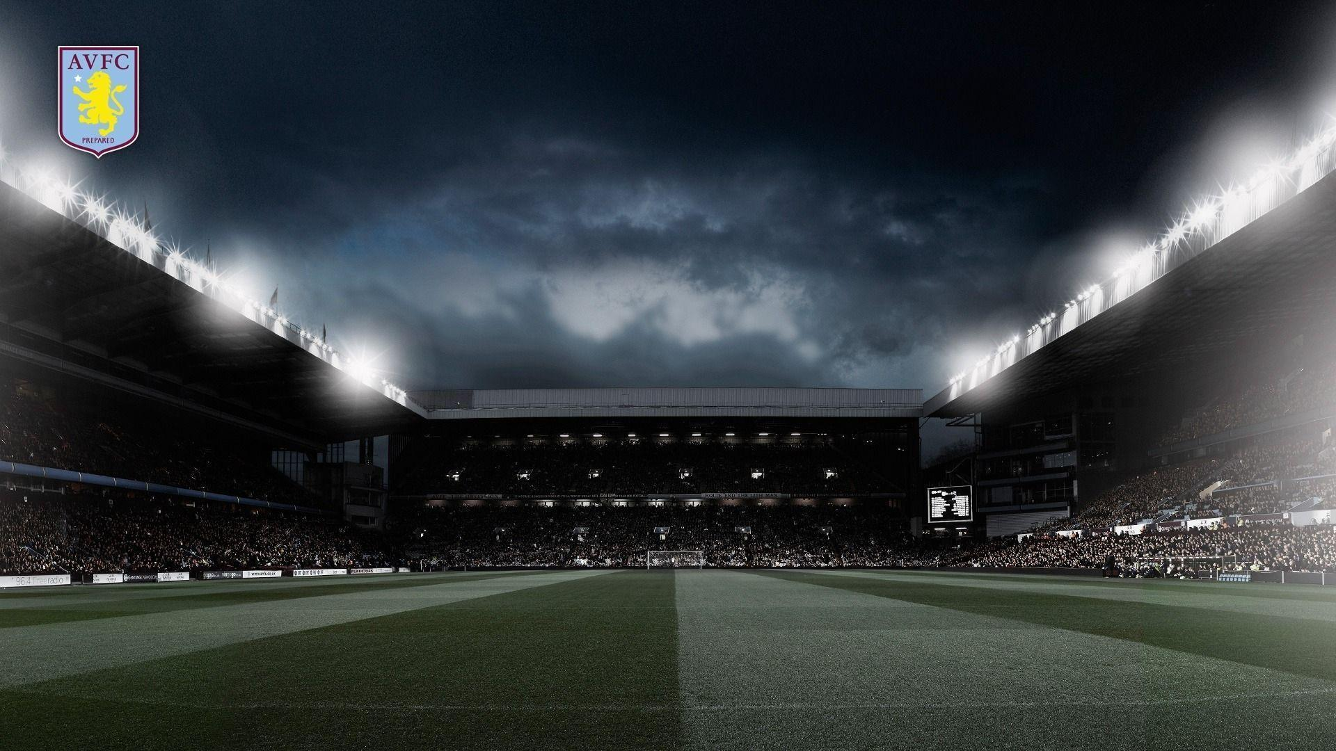 Aston Villa Screensaver
