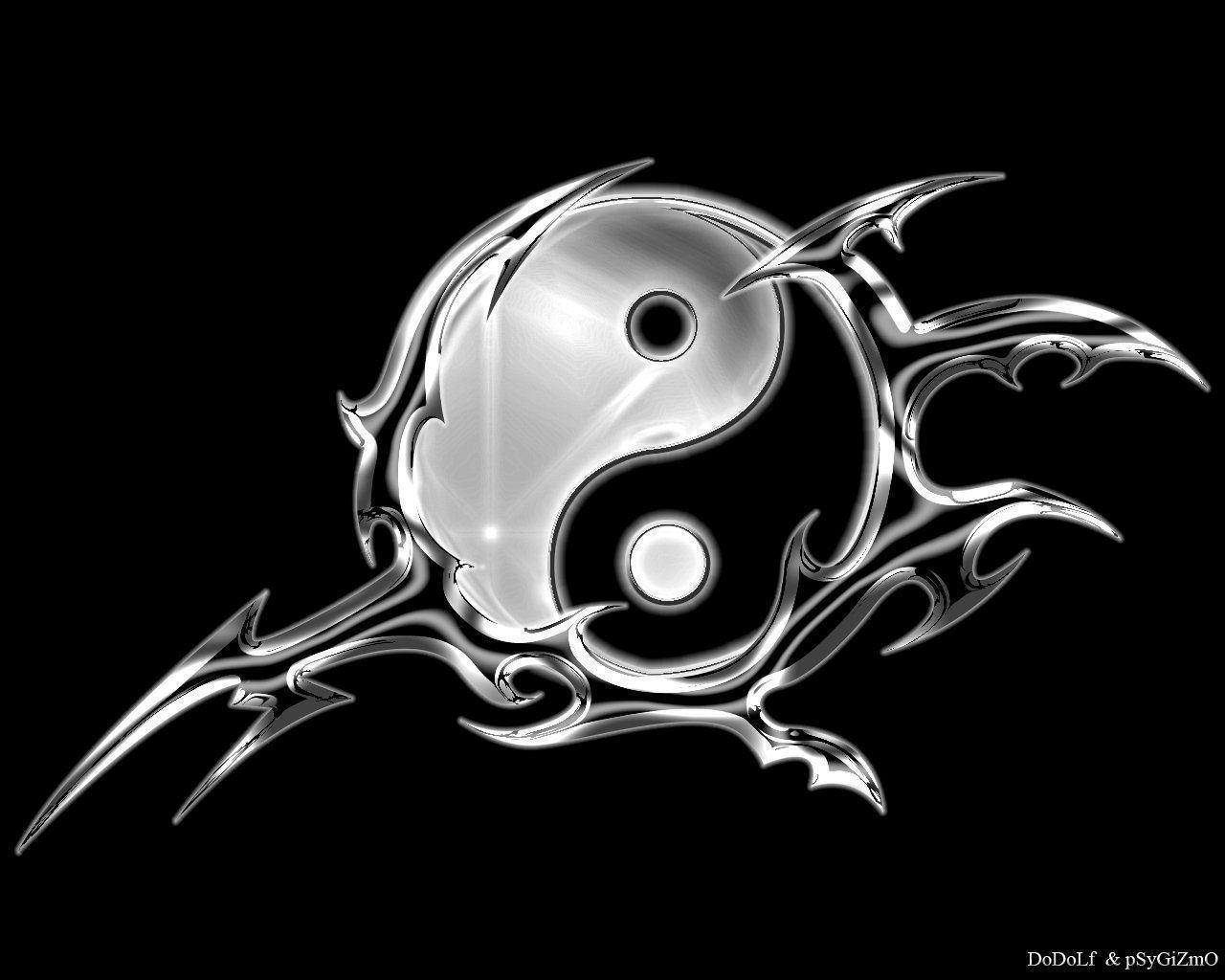 19 Yin & Yang HD Wallpapers