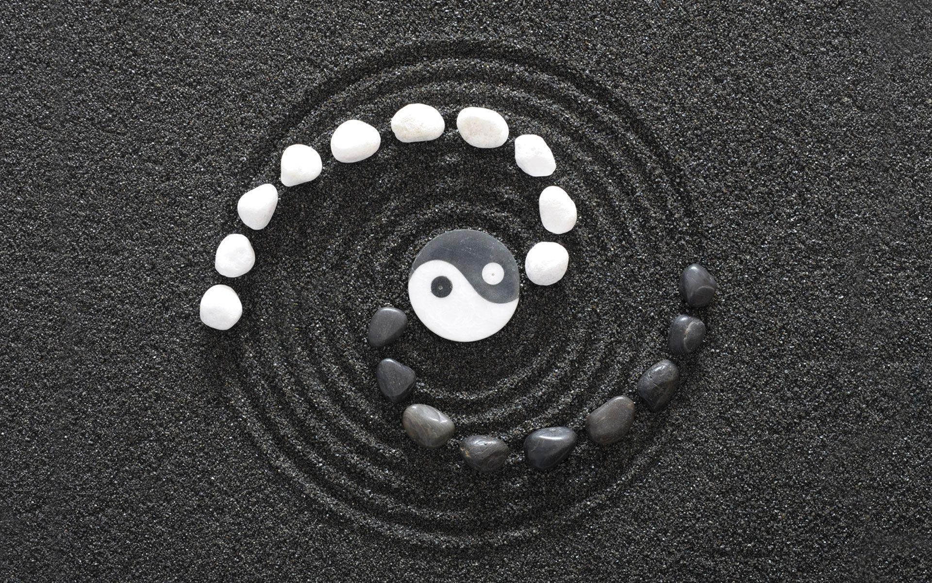 Yin And Yang Wallpaper Backgrounds with Wallpapers High Quality