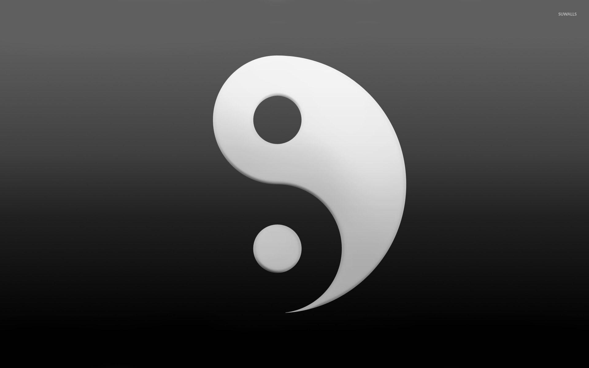 Yin and yang wallpapers