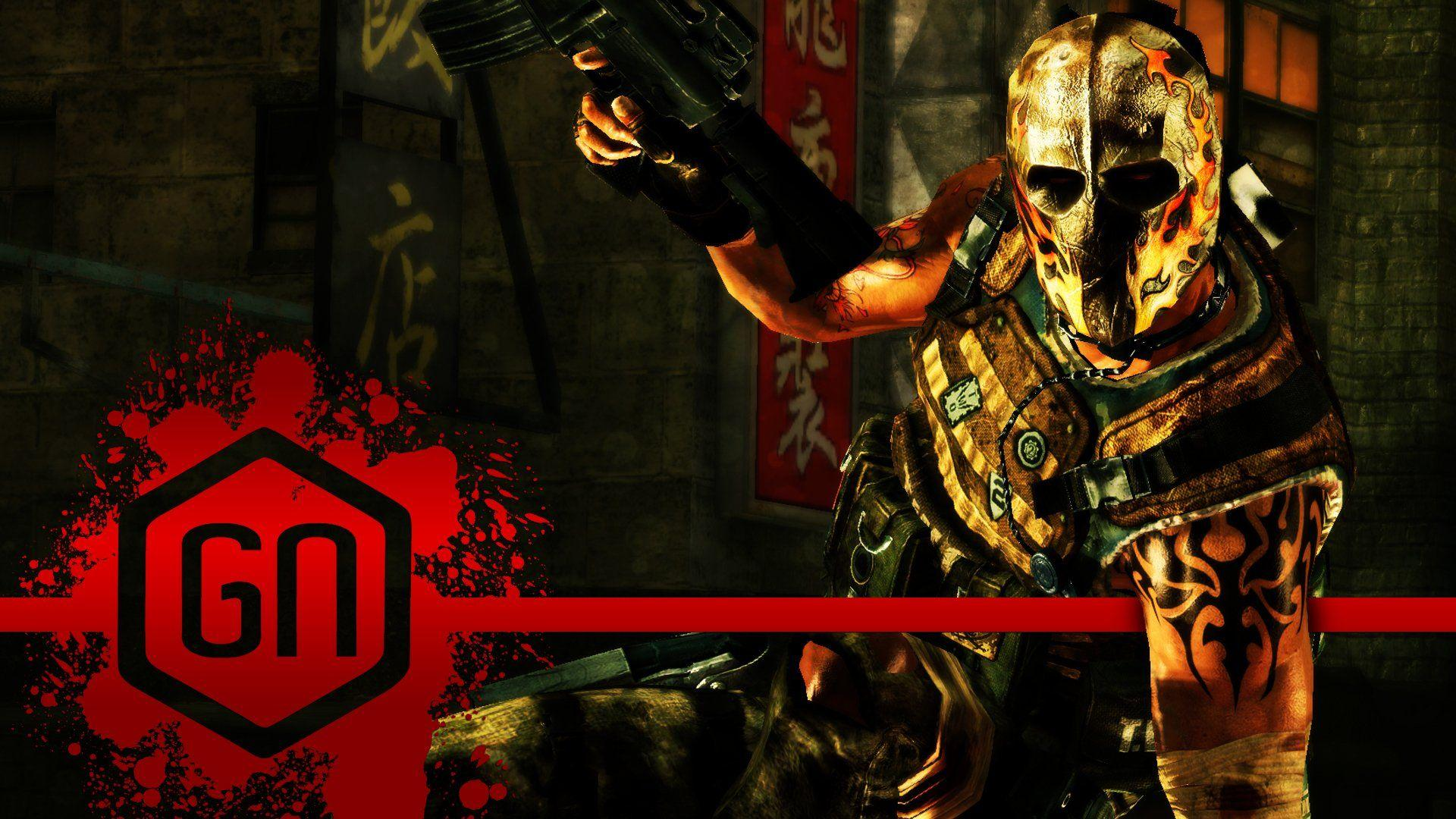 army of two wallpapers wallpaper cave