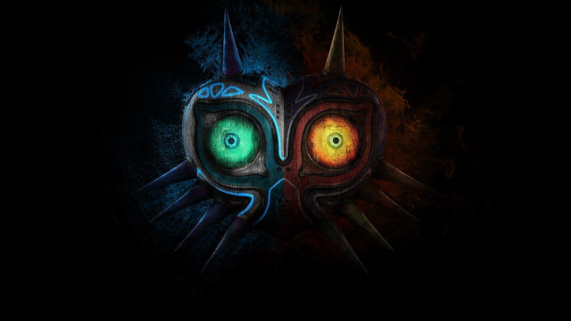 80 The Legend Of Zelda: Majora's Mask HD Wallpapers