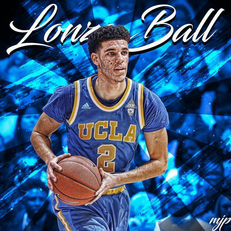 Lonzo Ball Ucla Wallpaper