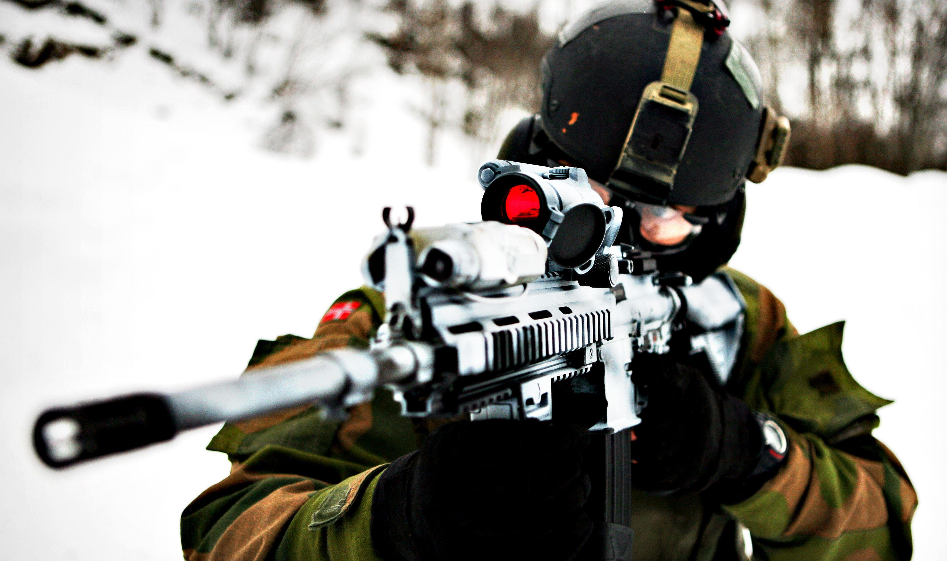 91 Sniper HD Wallpapers