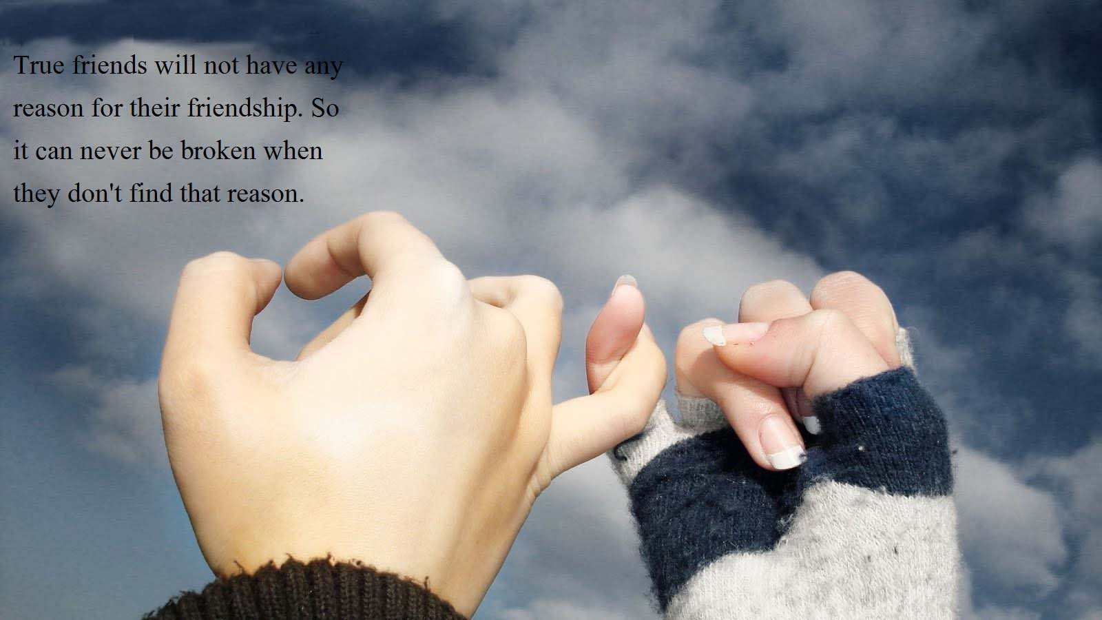 40+ Cute Friendship Quotes With Images | Friendship wallpapers .