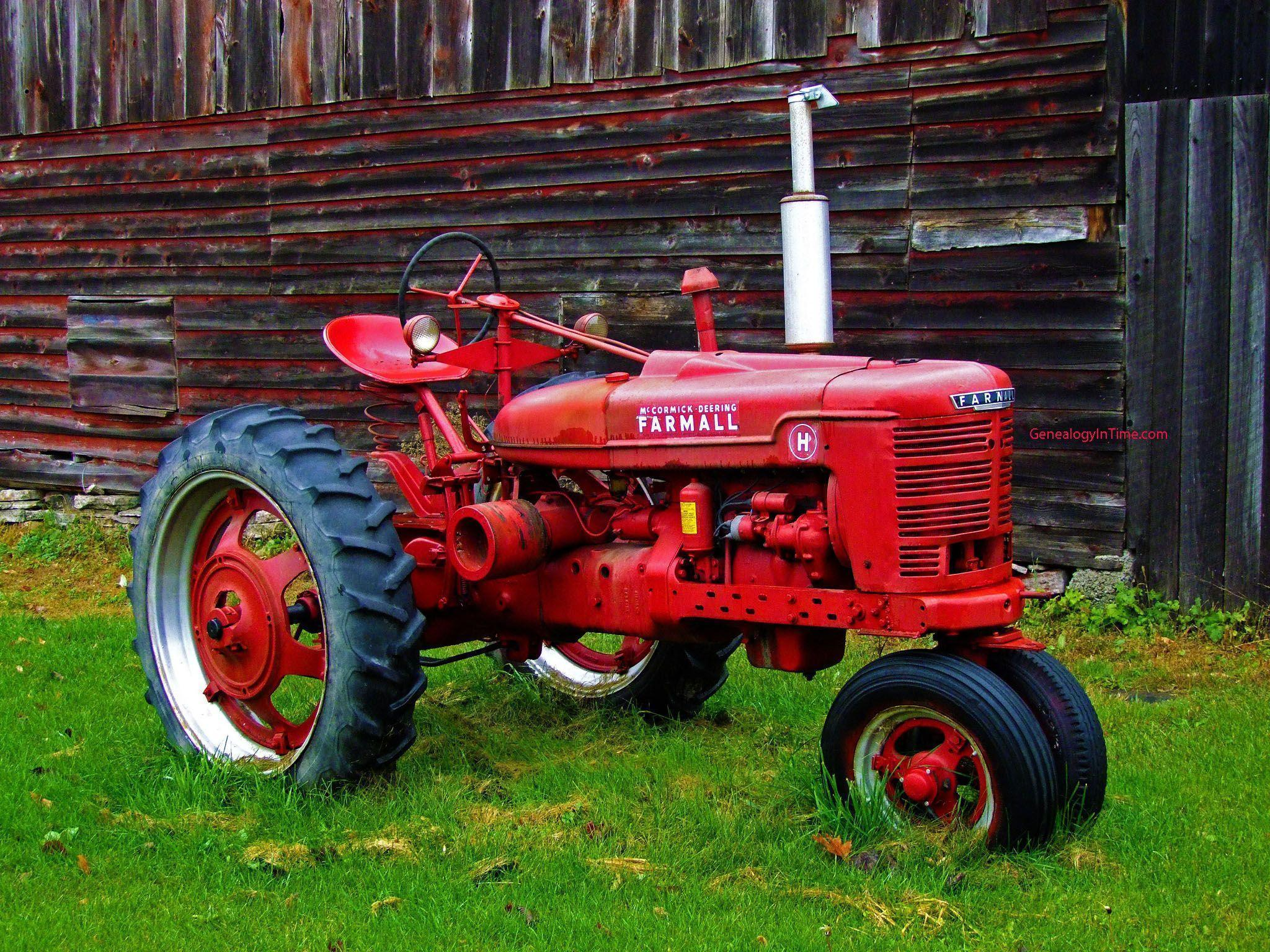 3 Farmall Tractor HD Wallpapers | Backgrounds - Wallpaper Abyss