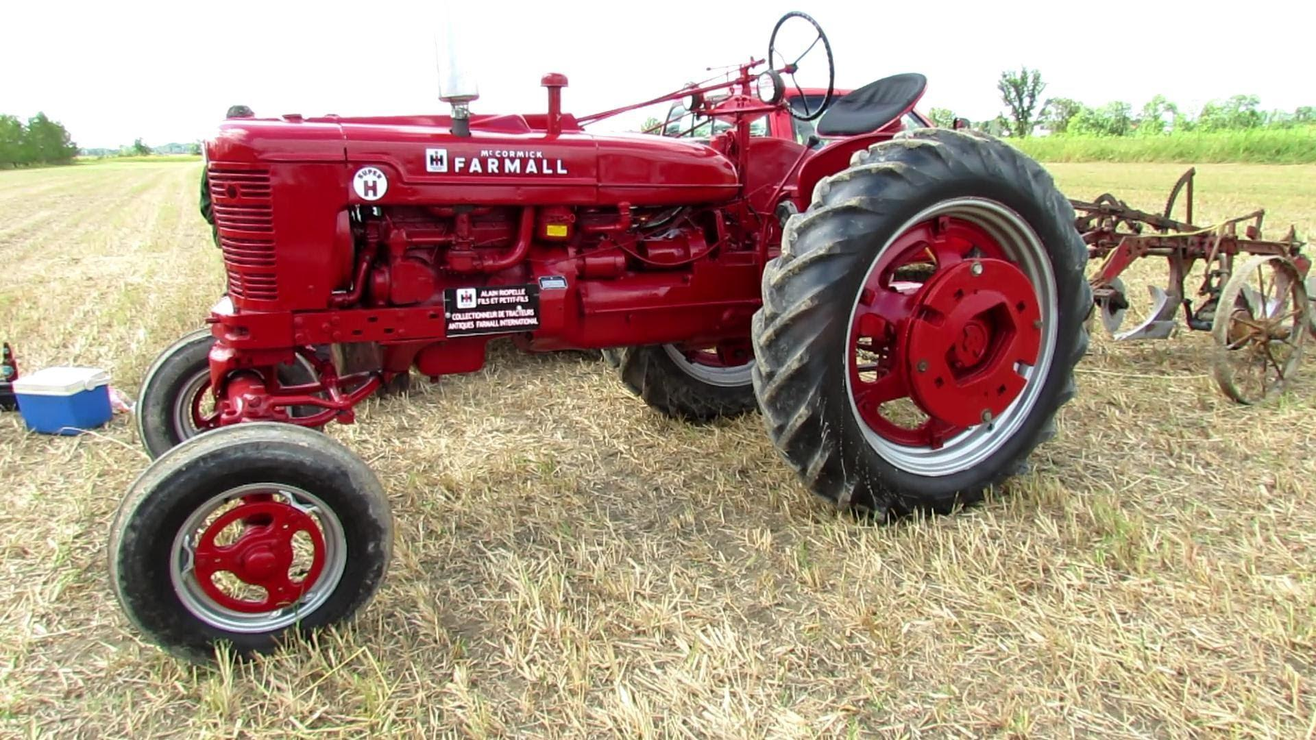 Farmall Tractor Hd Wallpapers