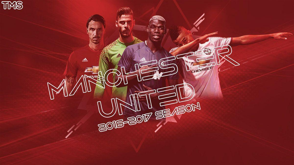 manchester united 2017 wallpapers wallpaper cave
