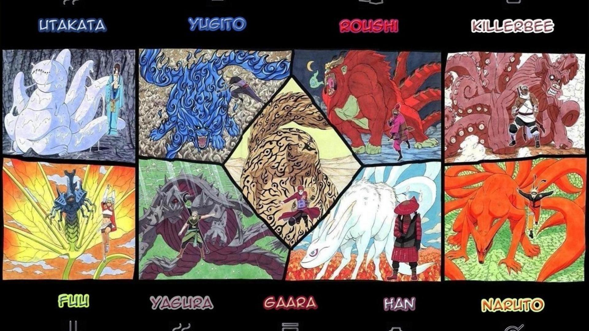 Killer Bee Naruto Wallpapers - Wallpaper Cave