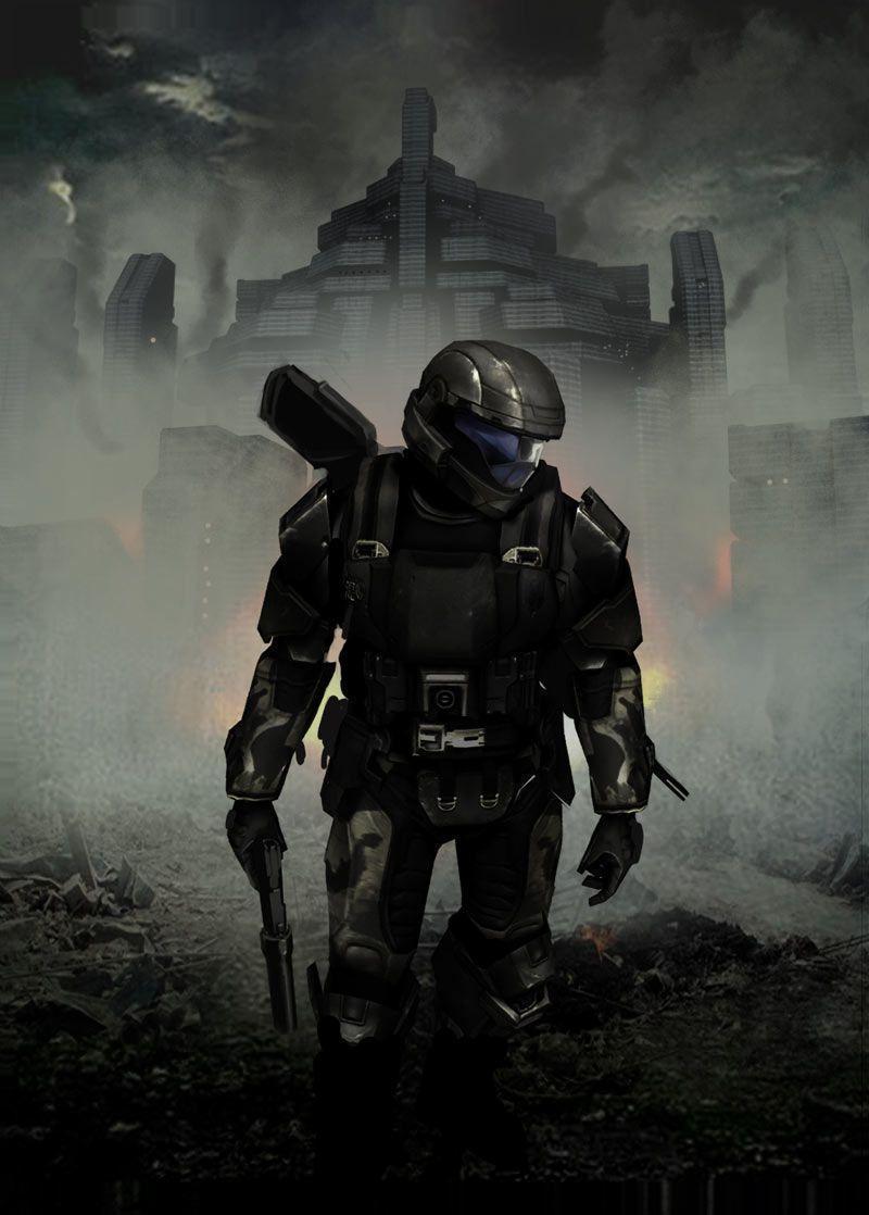 Halo 3 odst wallpapers wallpaper cave - Halo odst images ...