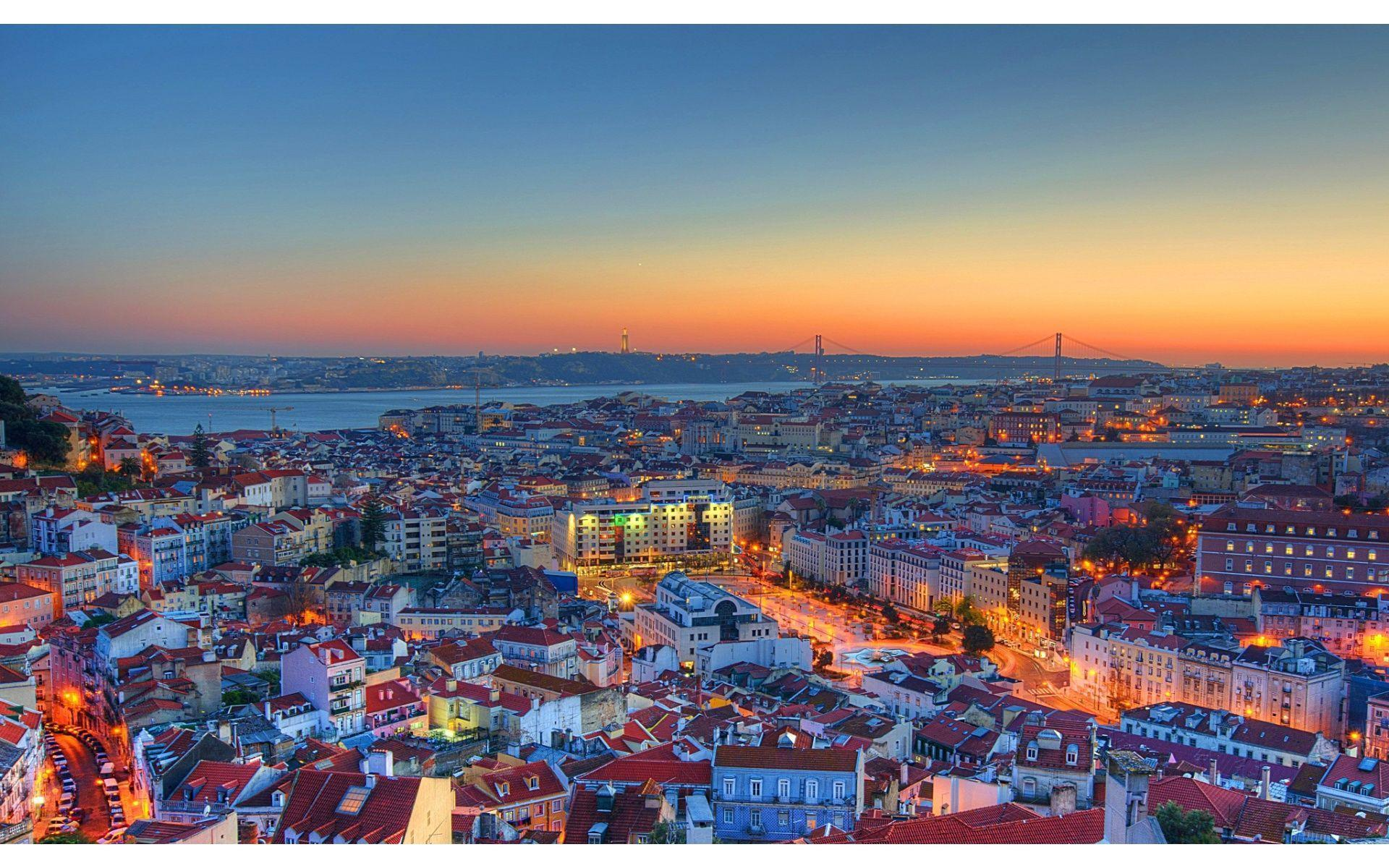 Lisbon Wallpapers, Lisbon Backgrounds for PC - High Definition ...