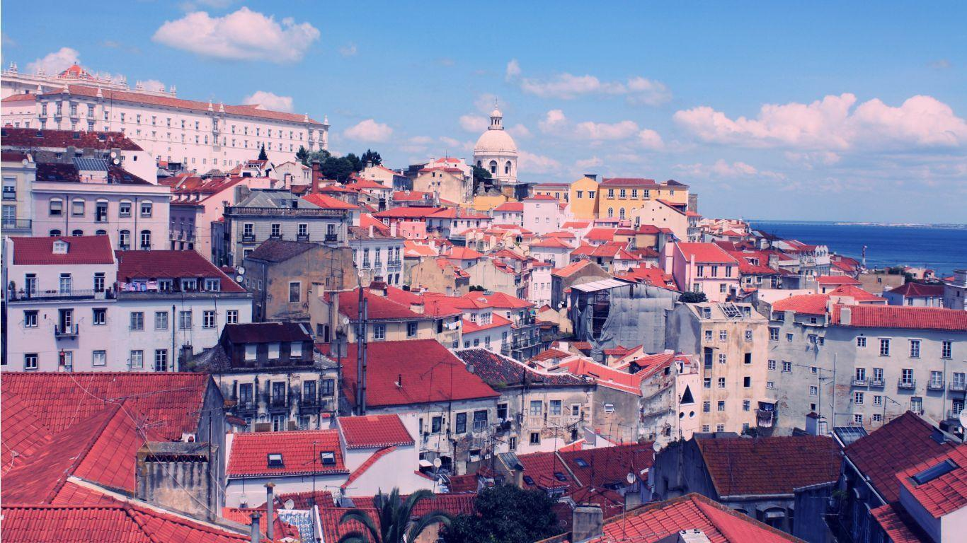 Alfama Lisbon HD Wallpapers - HD Wallpapers