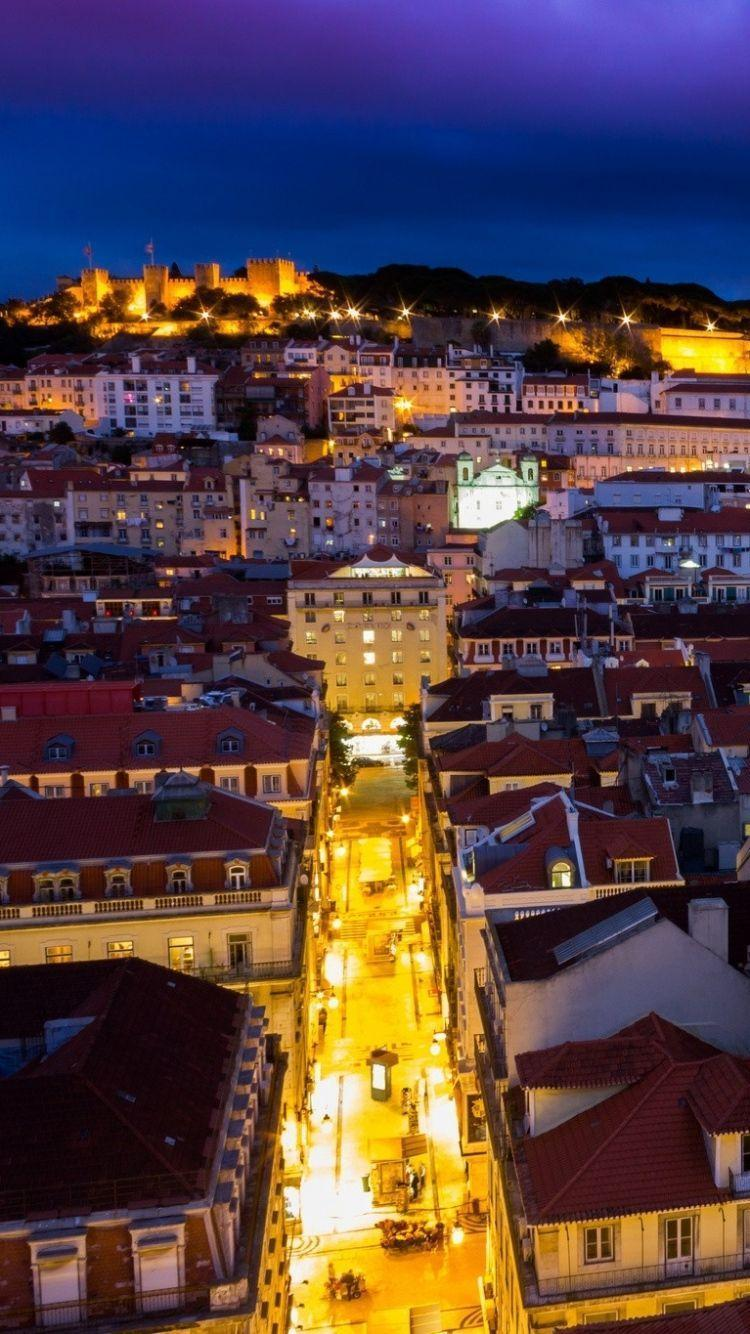 IPhone 6 Lisbon Wallpapers HD, Desktop Backgrounds 750x1334 ...