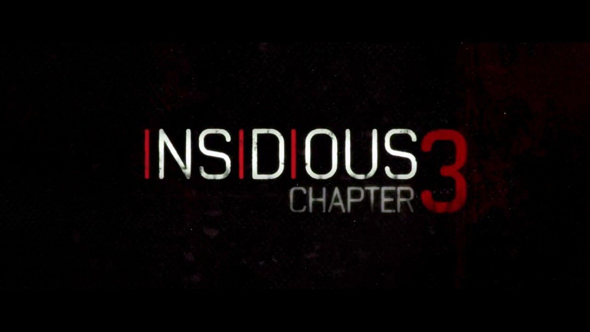 Insidious: Chapter 3 Movie Wallpapers