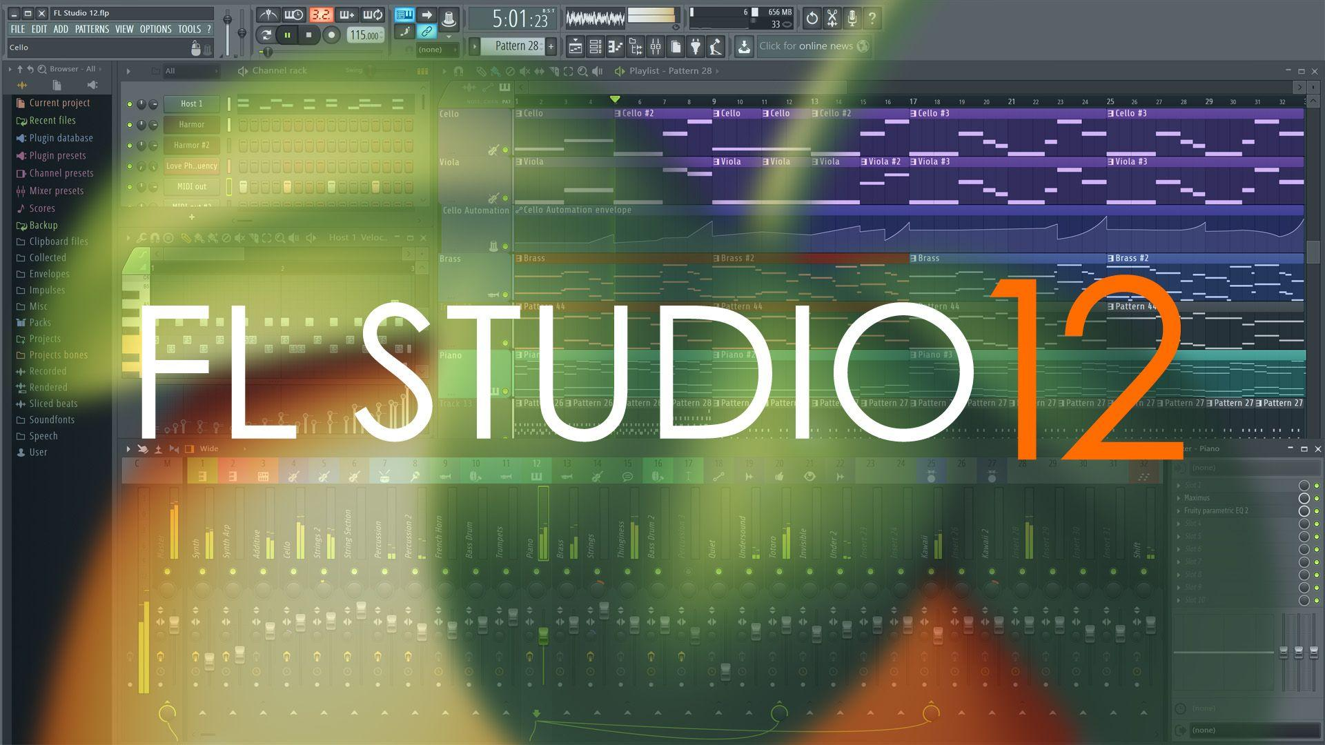 Image Line Unveils Alpha For FL Studio Mac