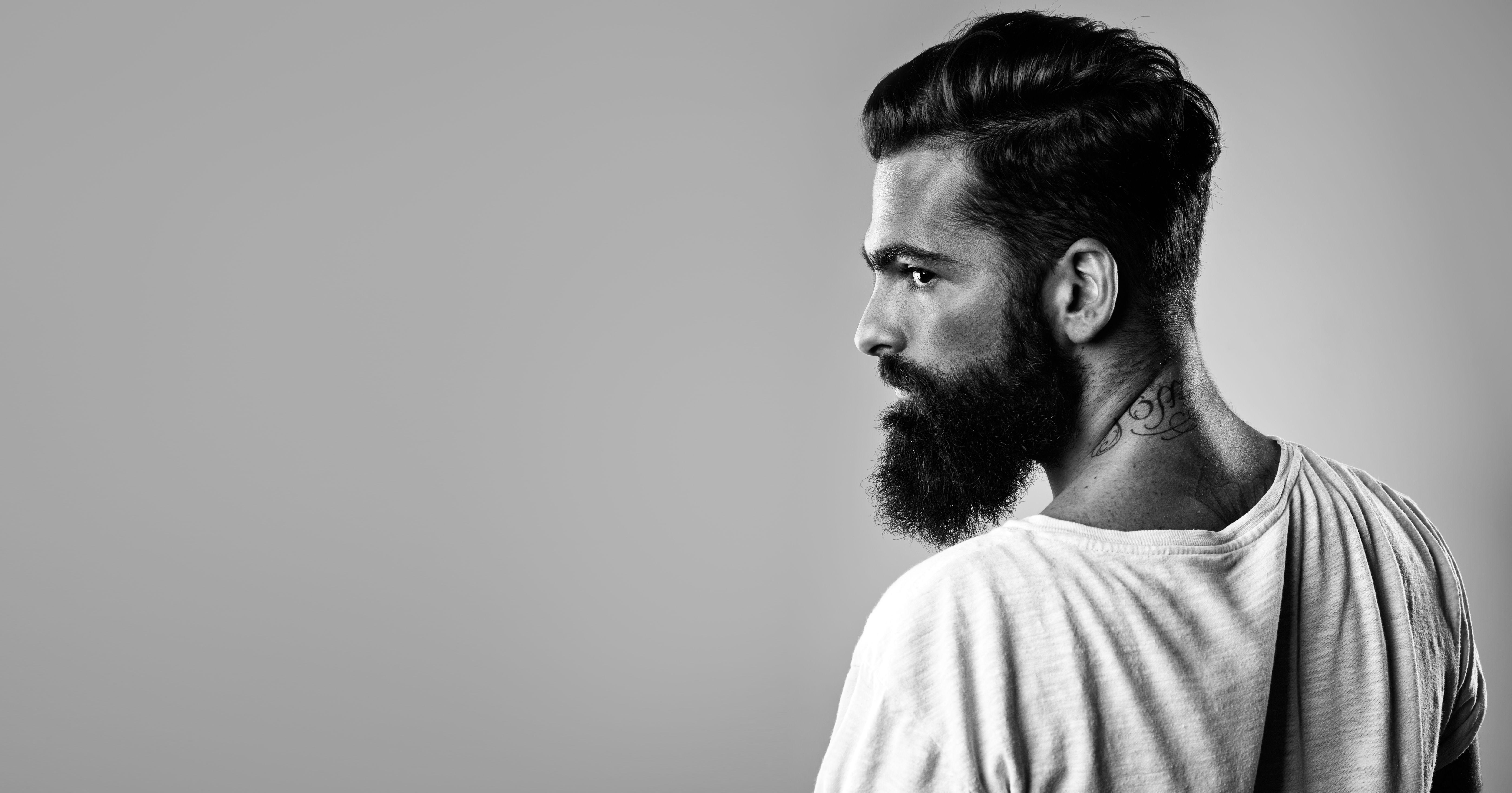 Beard man wallpapers wallpaper cave for Male wallpaper designs