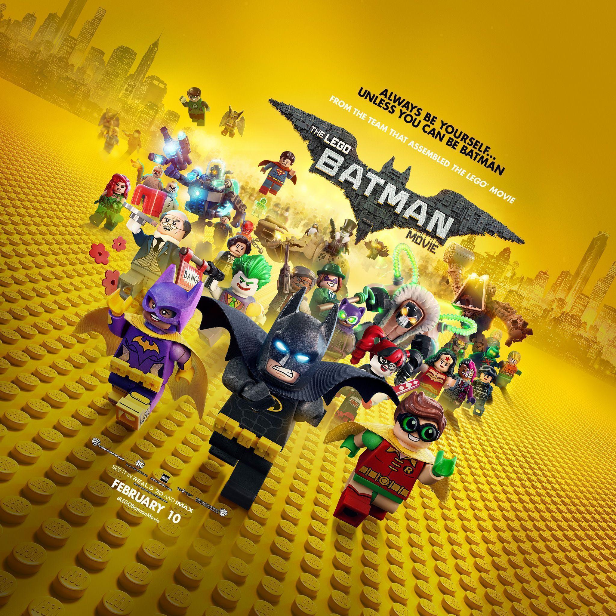 Lego Batman Movie Wallpapers - Wallpaper Cave