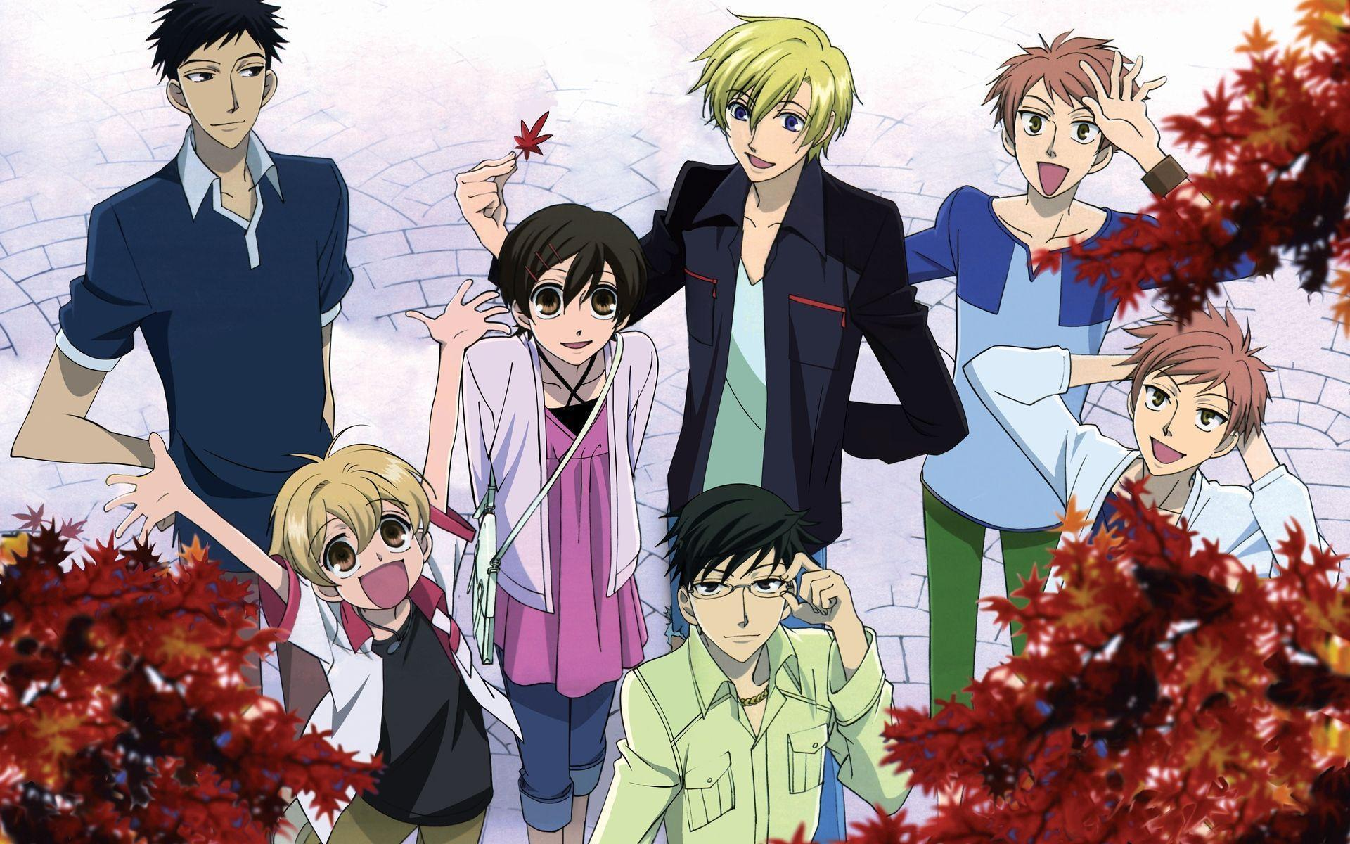 Ouran High School Host Club Hd Wallpapers Wallpaper Cave