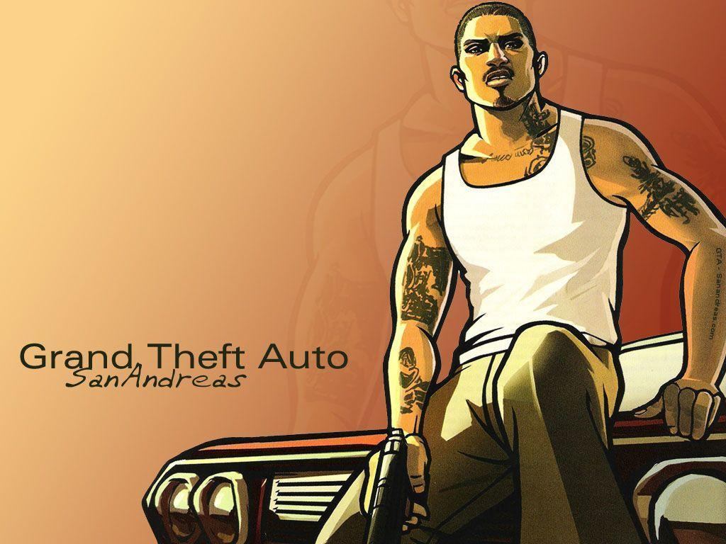 Grand Theft Auto San Andreas Hd Wallpapers Wallpaper Cave