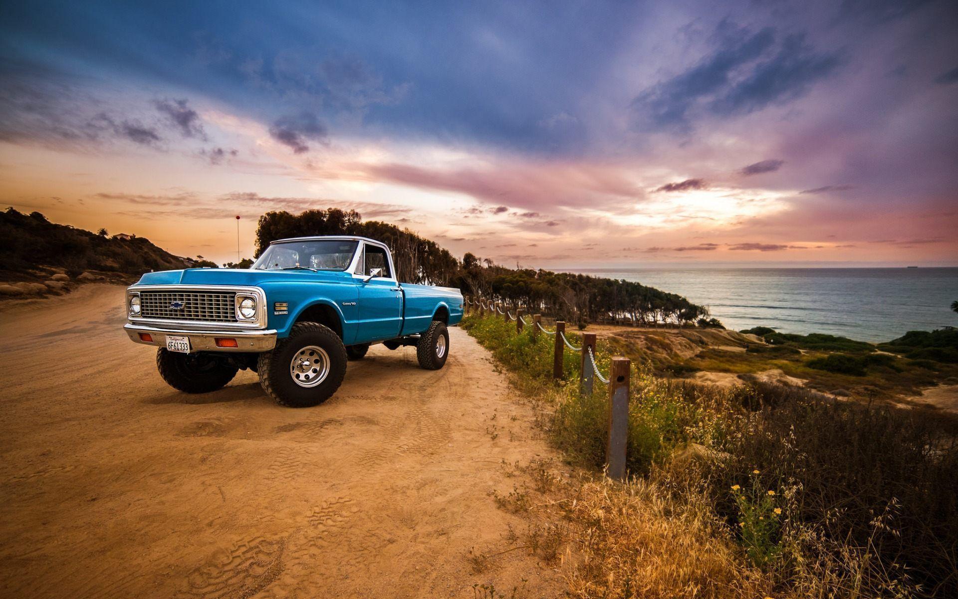 Old Fashioned Dodge Trucks