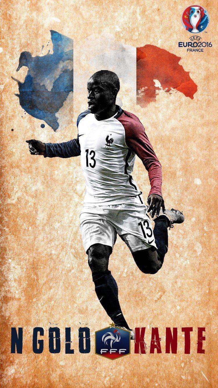 N'Golo Kante France   football équipe de France   Pinterest .