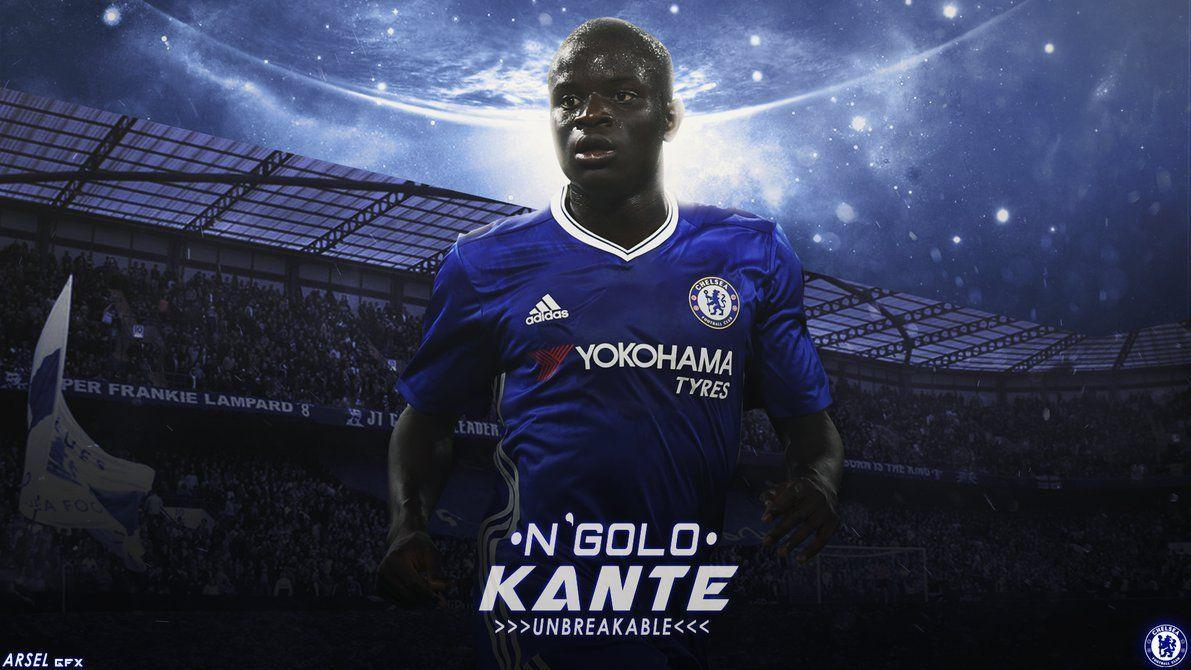 Kante 2016/17 Wallpaper by ArselGFX on DeviantArt