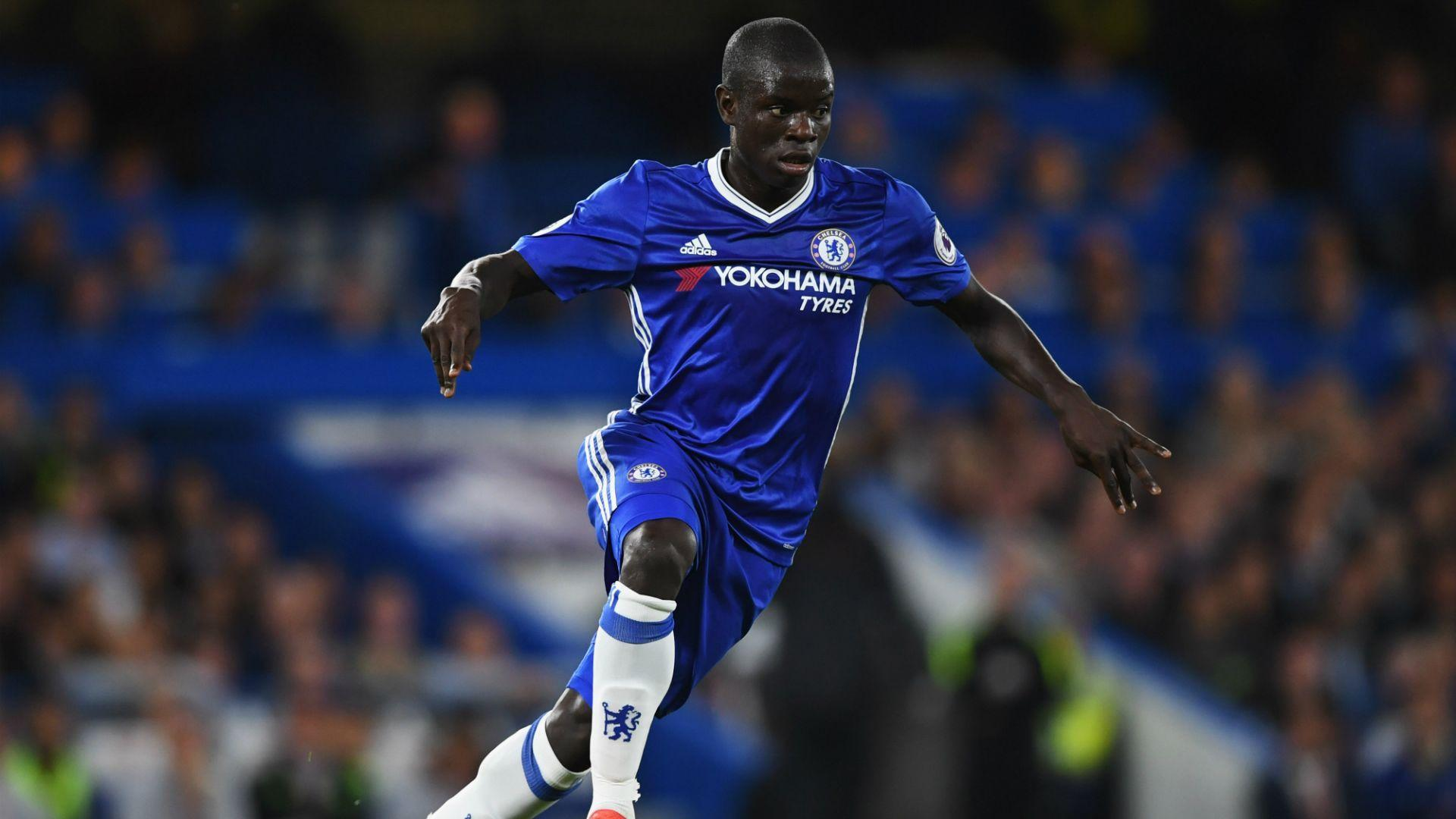 His history is amazing' - David Luiz hails Kante as one of world's .