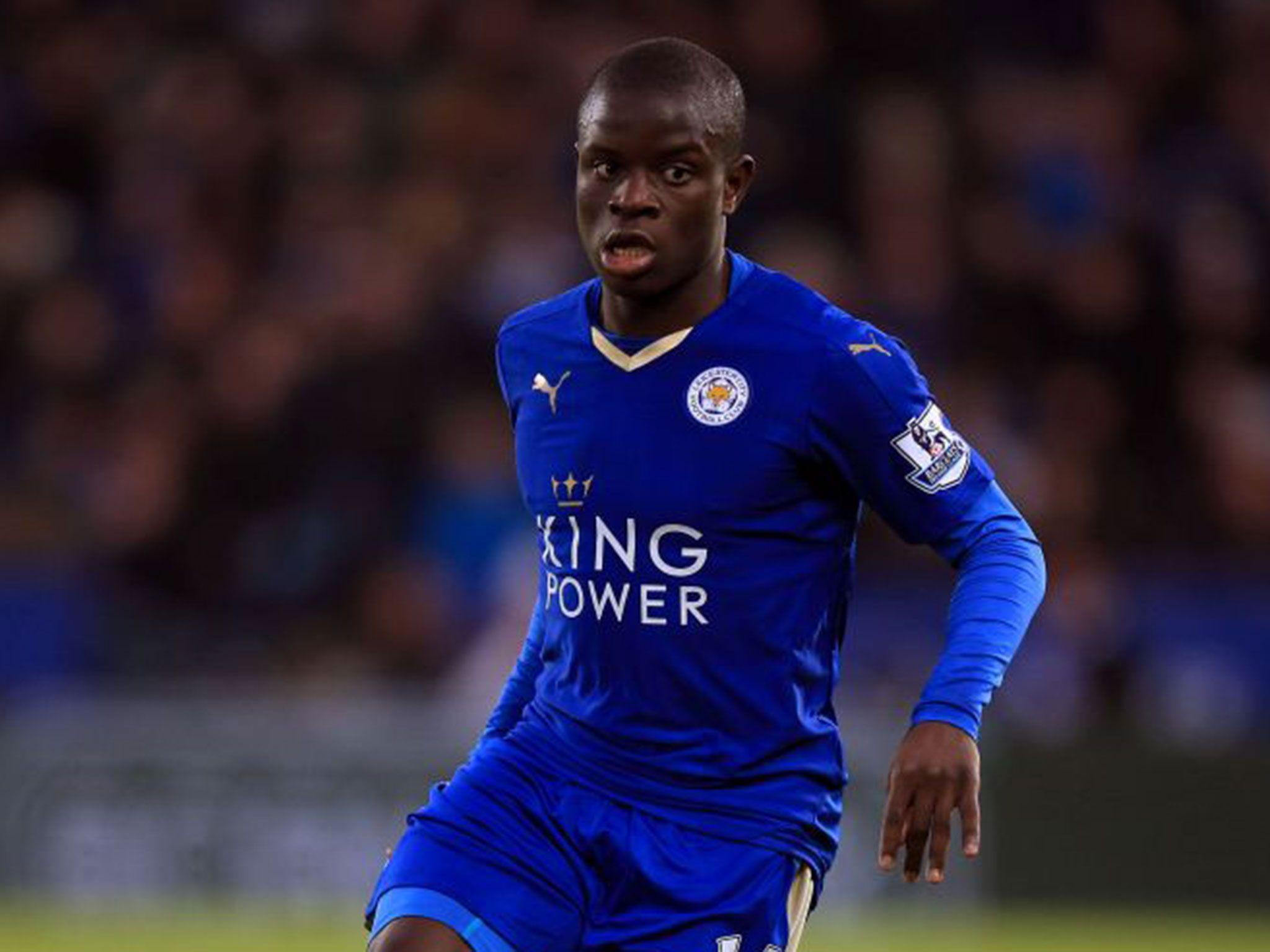 N'Golo Kante to Real Madrid: Leicester City midfielder chased by .