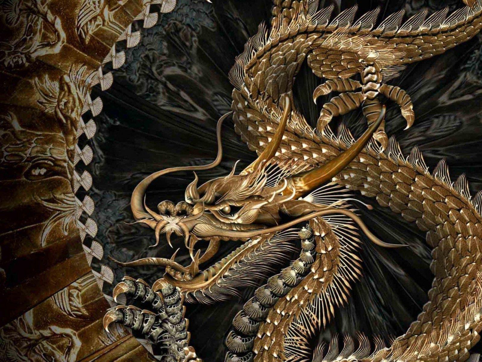China Dragon: Chinese Dragons Wallpapers