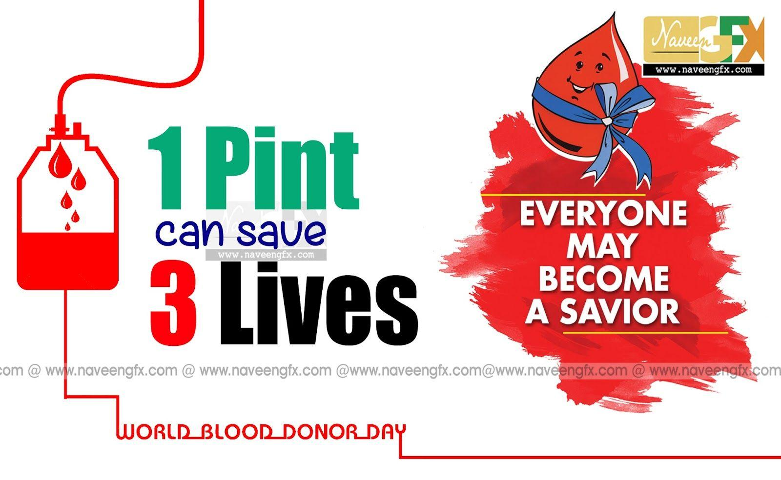 the importance of donating blood One in four of us will need a blood transfusion in our lifetime yet the number of new blood donors coming forward is decreasing while the average donor age is.