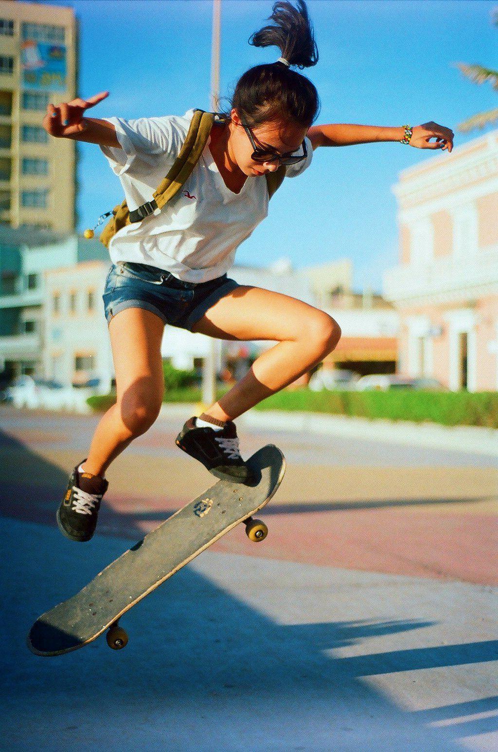Skateboard Girls Wallpapers - Wallpaper Cave