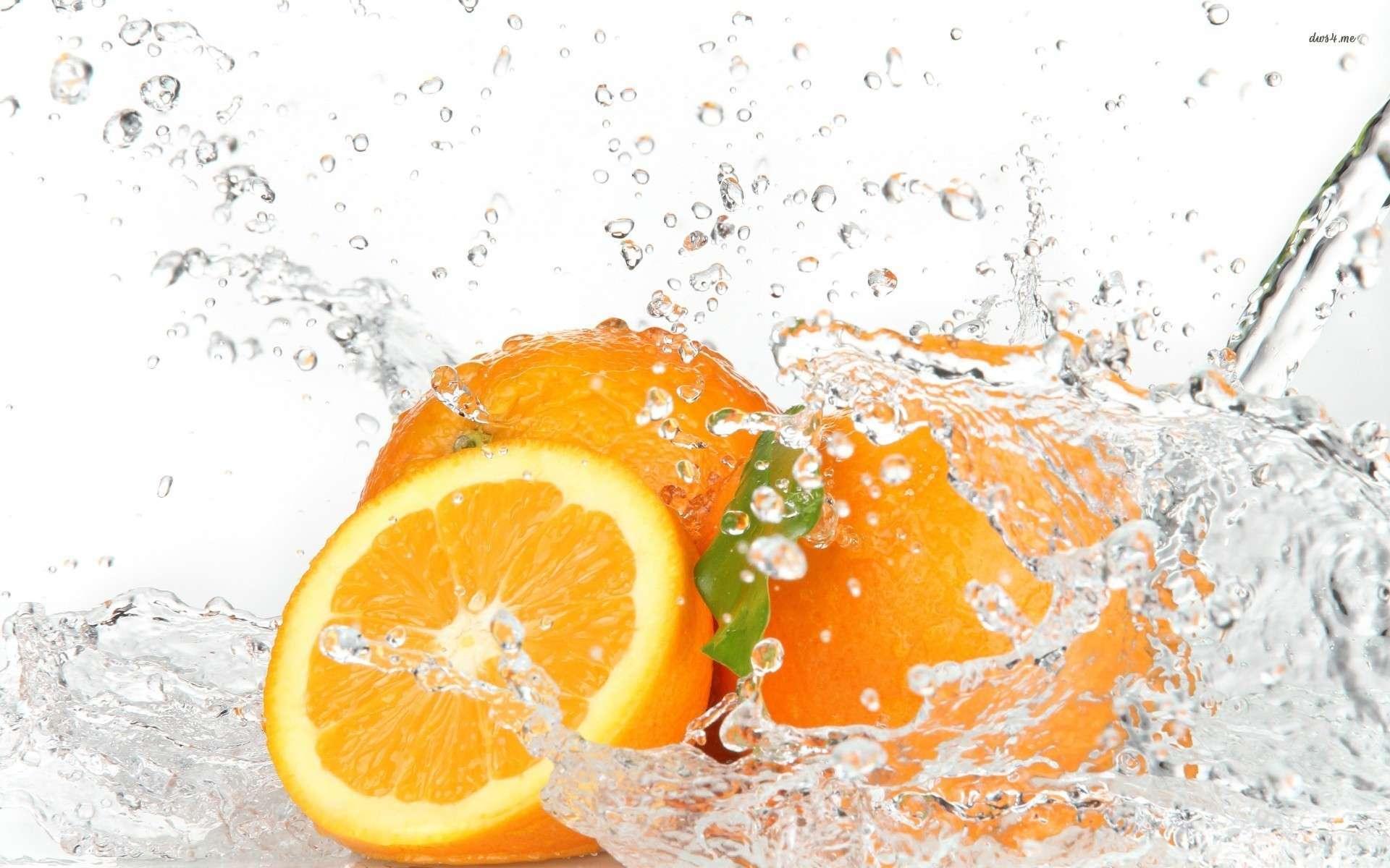 Orange Fruit Wallpaper HD Pictures One
