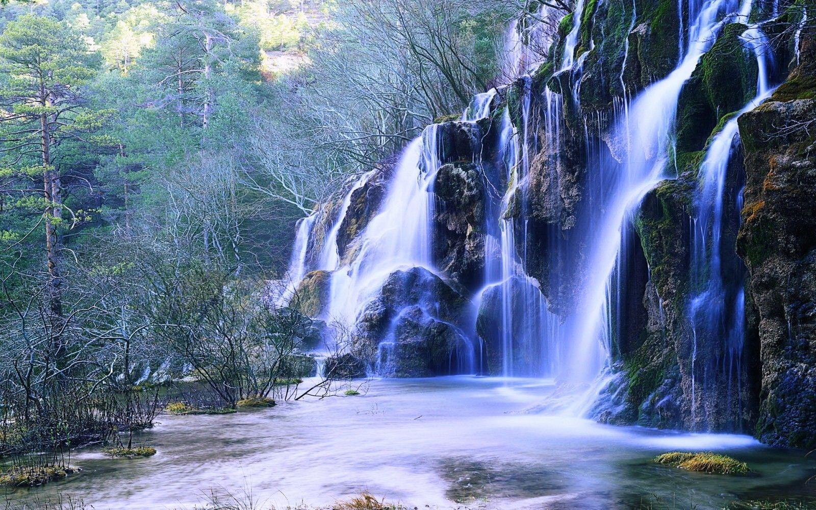 Waterfalls HD Wallpapers