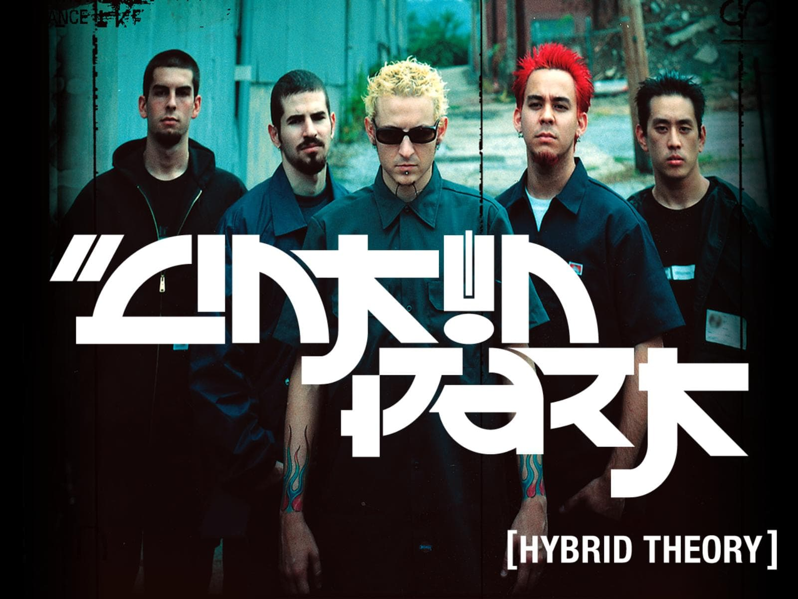 Hybrid Theory Wallpapers - Wallpaper Cave