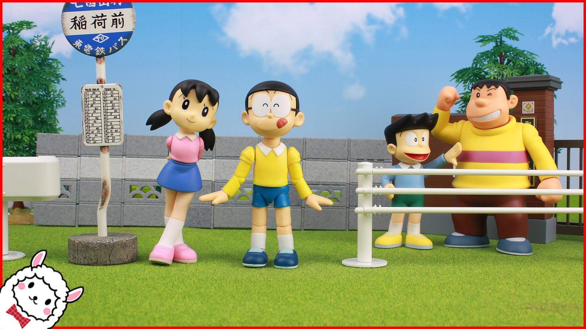 Nobita And Shizuka Wallpapers - Wallpaper Cave