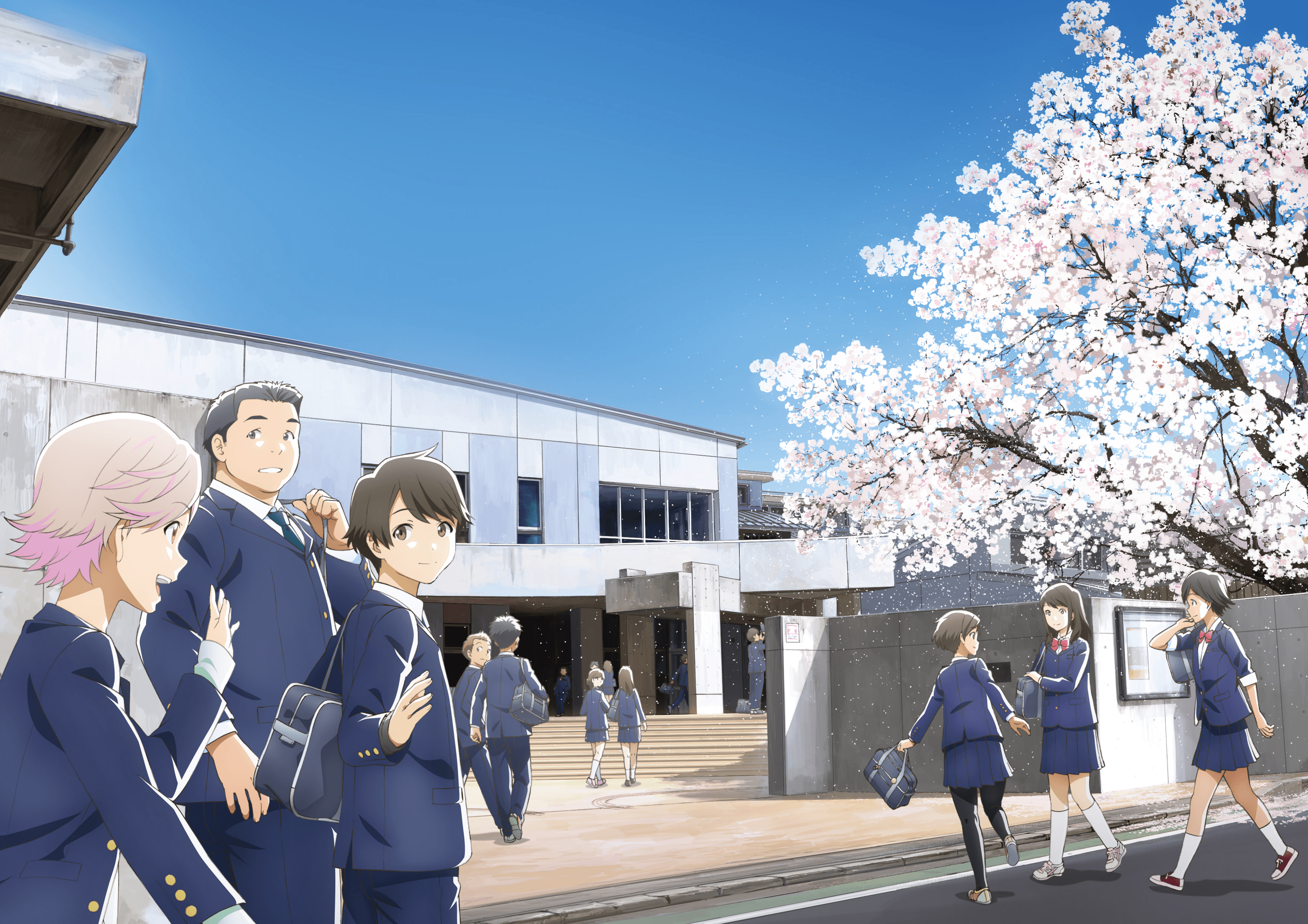 9 Tsuki ga Kirei HD Wallpapers