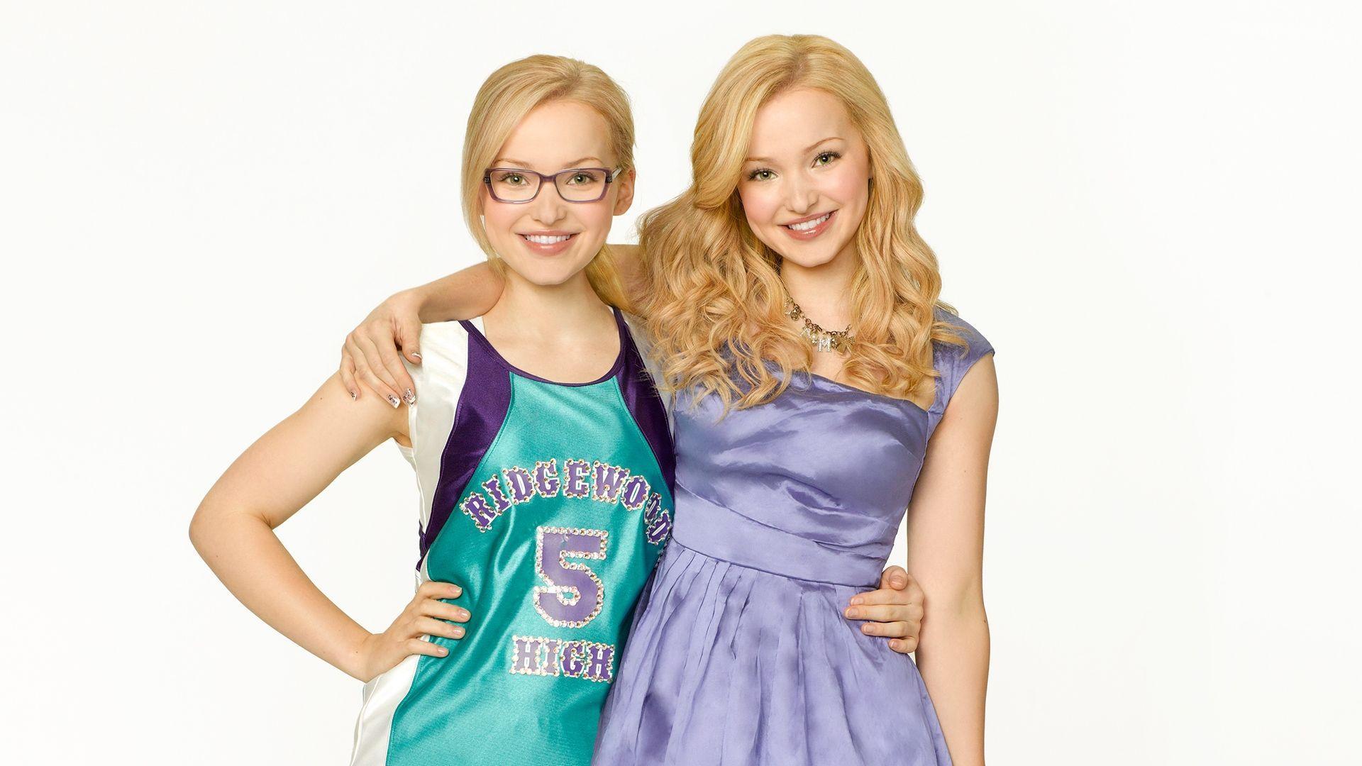 Liv And Maddie Zoom Background 4
