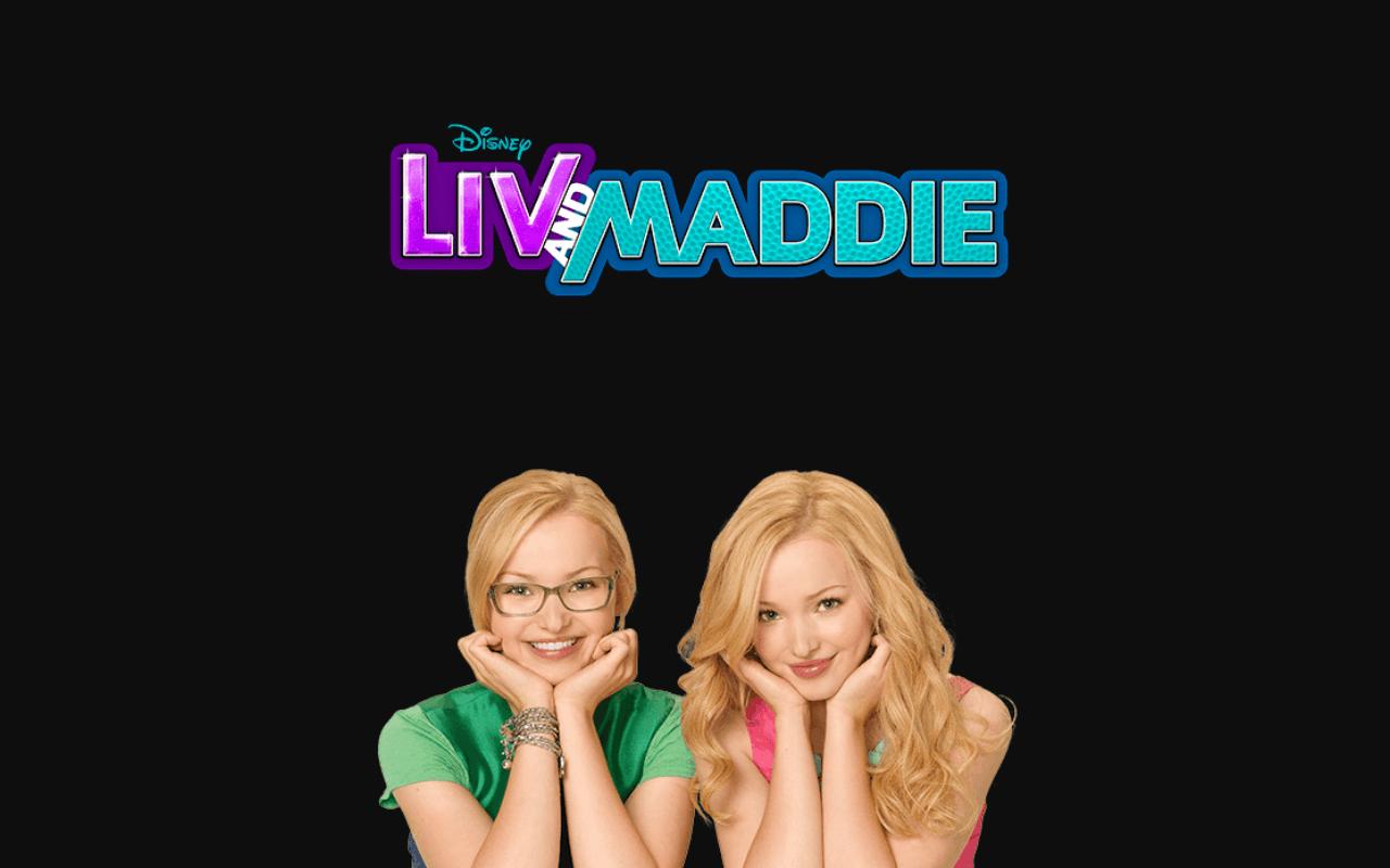 Liv And Maddie Zoom Background 6